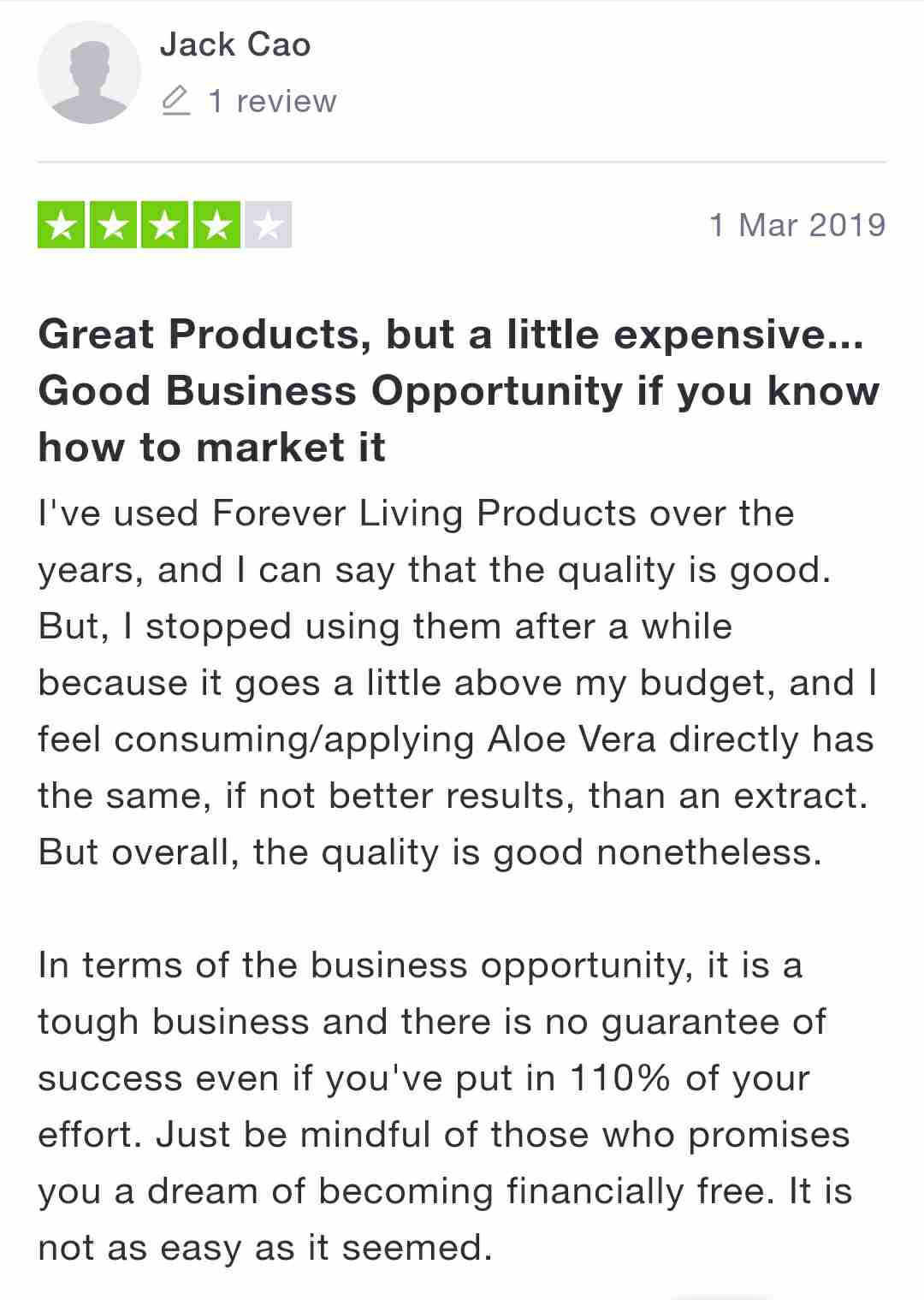 Is Forever Living A Scam? An Aloe Vera Pyramid Scheme??