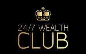 24/7 Wealth Club logo
