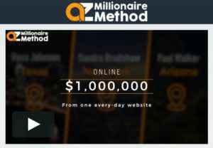 Az millionaire method logo
