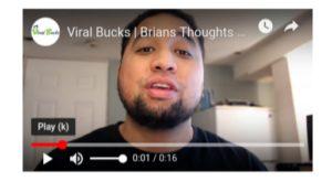 Viral bucks fake testimonials