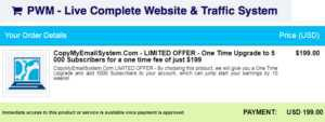 Copy My Email System