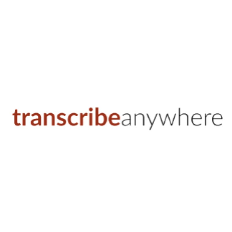 Transcribe Anywhere logo