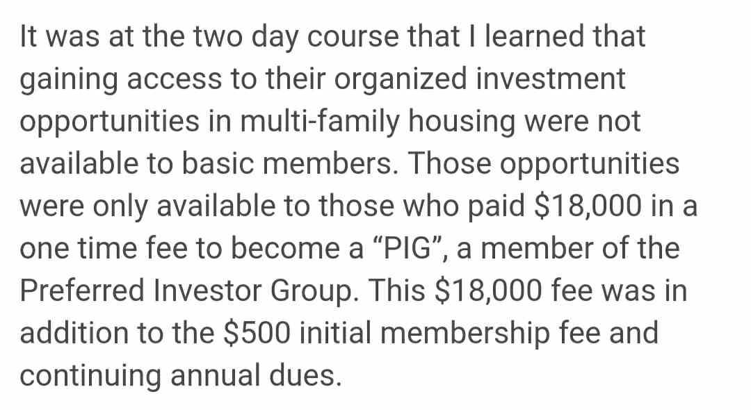 Lifestyles unlimited hidden costs