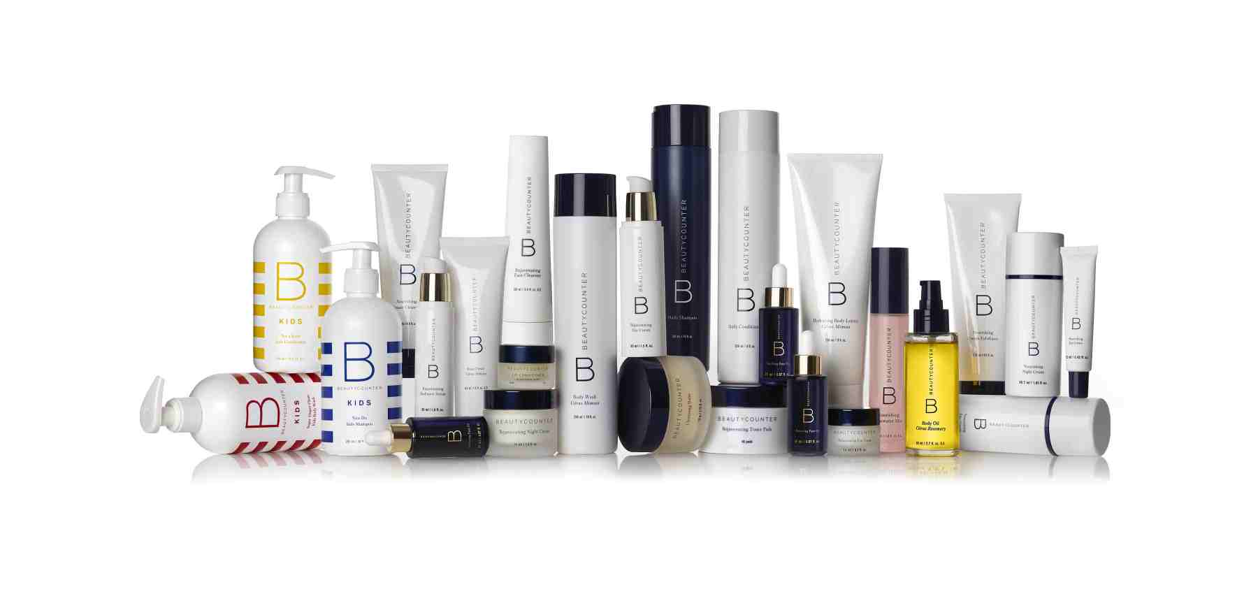 Beautycounter products