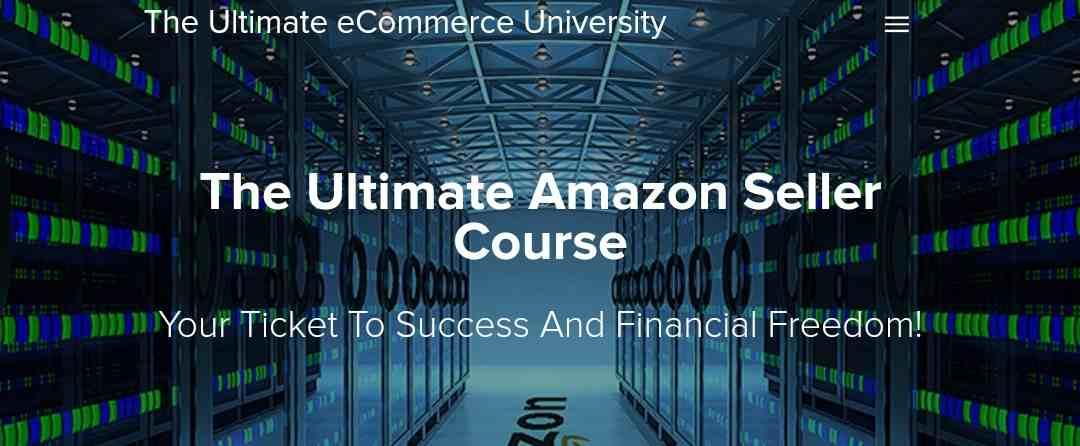 Ultimate Amazon Seller logo