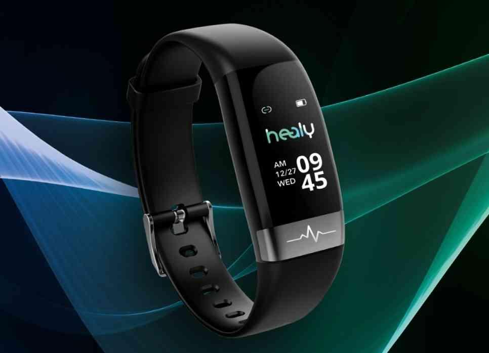Healy world fitness watch