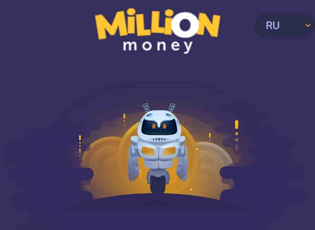 Million Money logo