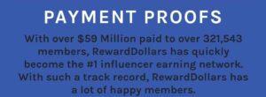 Reward Dollars false statement