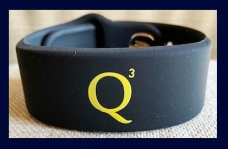 Quantum Supremacy Wristband