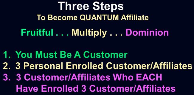 Quantum Supremacy commission qualification