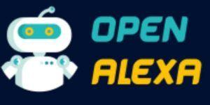OpenAlexa logo