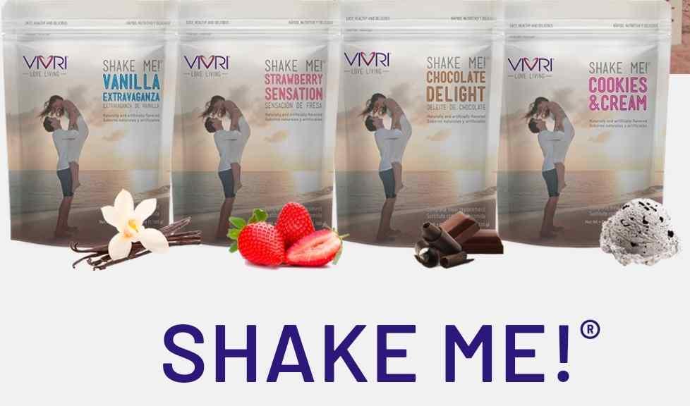Vivri Shake me